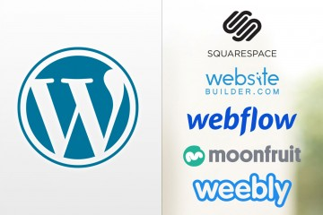 8 Alternatives To Building A WordPress Website That Will Give Your Startup Instant Credibility