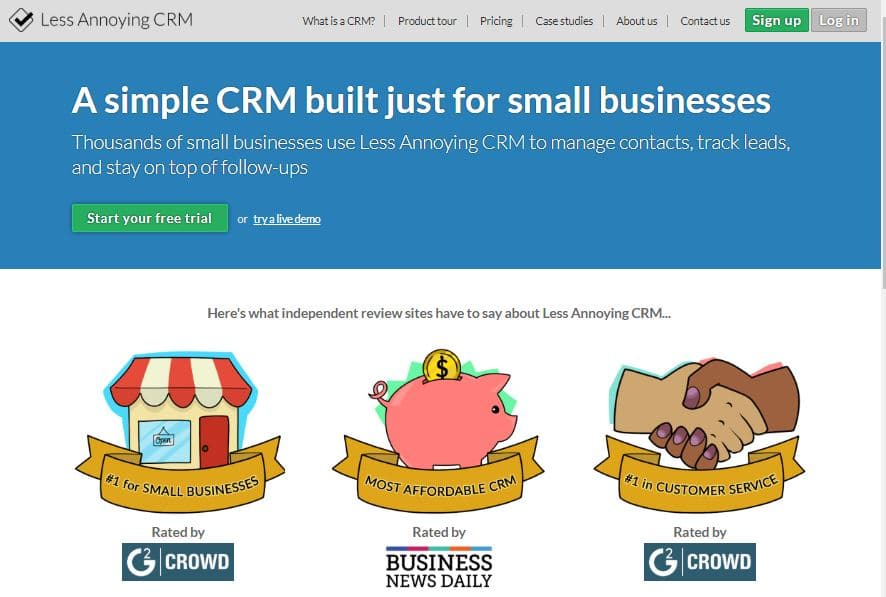 10 Super Simple CRM Systems for Solopreneurs