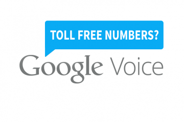 How to Get a Toll Free 800 Number for Google Voice, Cheap & Easy.