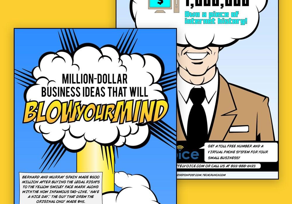 Blow Your Mind Business Ideas