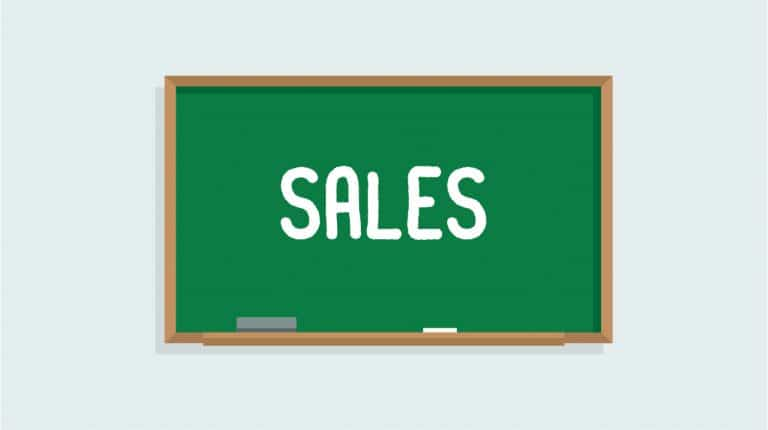 sales tips they don't teach you in business school