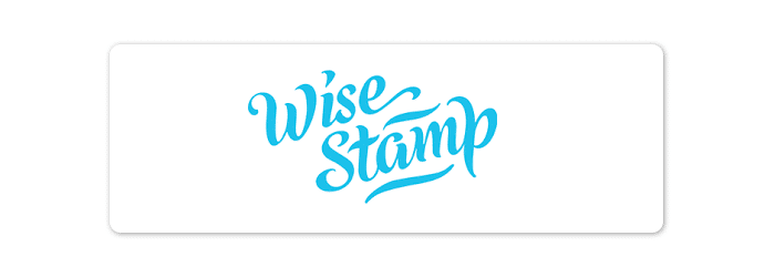 wise stamp