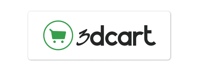 3dcart eCommerce website builder