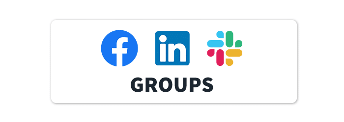content marketing groups