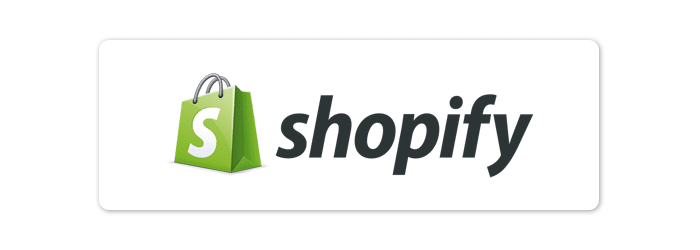 shopify eCommerce site builder