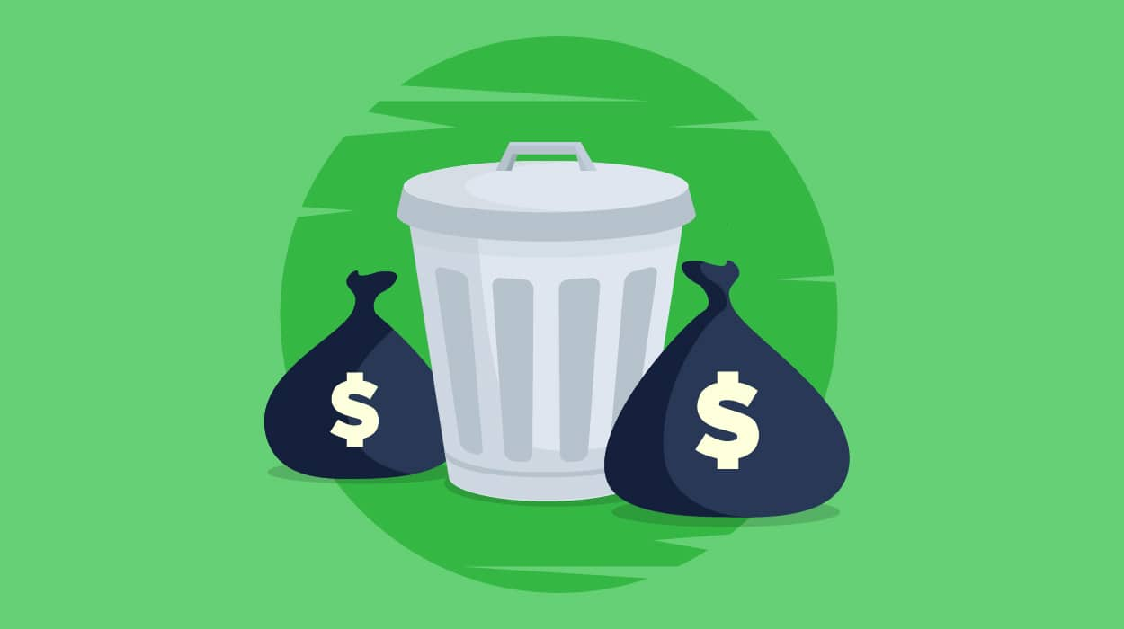 Reasons Your Startup Should Start Talking Trash To Go Green